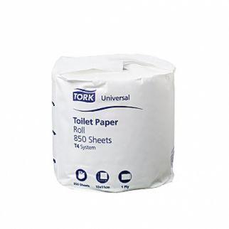 Tork Universal Toilet Paper Roll 850 Sheet 1s T4
