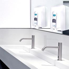 Washroom hygiene