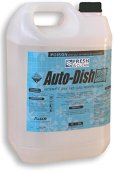 Auto-Dish – Automatic Dish and Glass Washing Liquid
