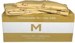 Compostable Bin Liner 240L