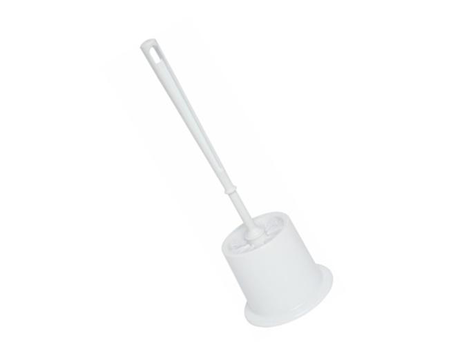 Edco Toilet Tidy Set - Brush and Holder