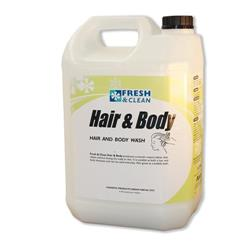 Hair Body Shower Wash 5L