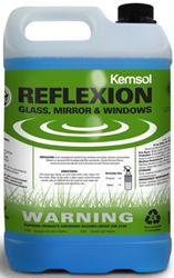 Kemsol Green Reflexion Window & Glass Cleaner