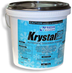 Krystal Automatic Dishwash Powder