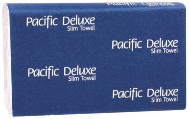 Pacific deluxe slim hand towel