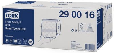 Tork matic premium extra soft hand towel
