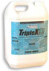 Triple X Stabilised Commercial Chlorine Bleach