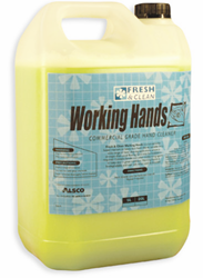 Working Hands Commercial Grade Hand Cleaner