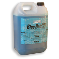 Blue Bolt Toilet Cleaner