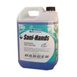 Sani Hands Alcohol Sanitiser 5L