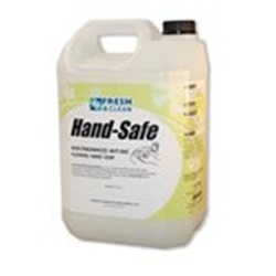 Hand Safe Antibacterial Flowing Soap 5L