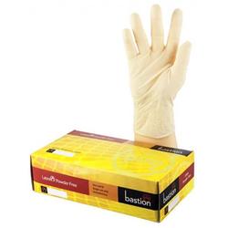 large size latex powder gloves