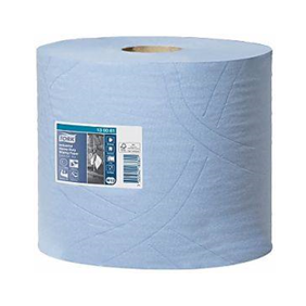Tork Industrial Heavy-Duty Wiping Paper Combi Roll W1/W2