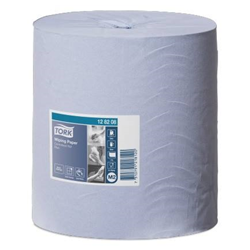 Tork Wiping Paper Centrefeed Roll M2 (Blue)