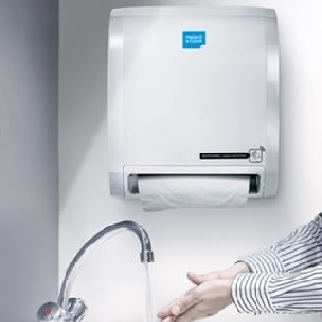 Hand Drying System of Fresh & Clean