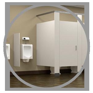 How to improve stadium washroom design?