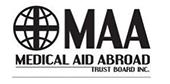 medical aid abroad logo