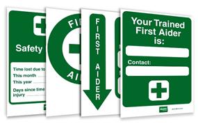 first aid sign thumbnail