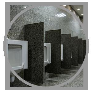 How many toilets should be provided at stadium.