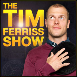 photo of Tim Ferriss show