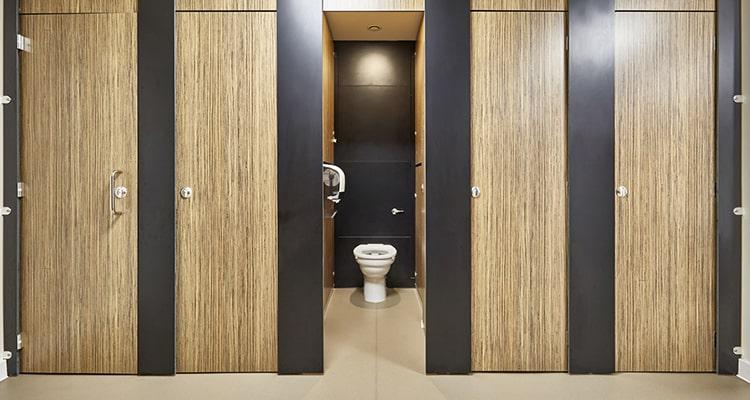 VIP Stadium Washroom Design