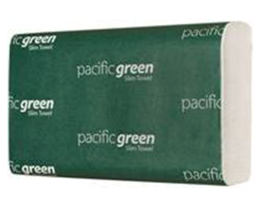 Pacific Green Recycled Slim Hand Towel thumbnail
