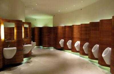 Washroom urinals