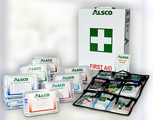Alsco Product First Aid kit