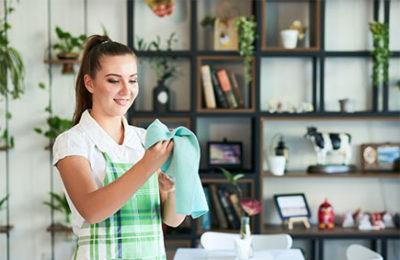 Restaurant and cafe tea towels