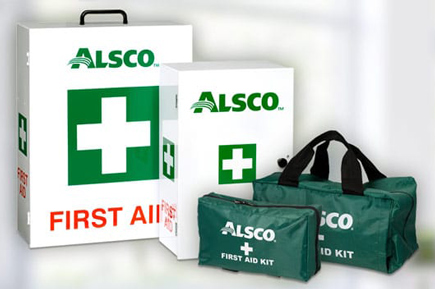 Alsco NZ First Aid Kit product