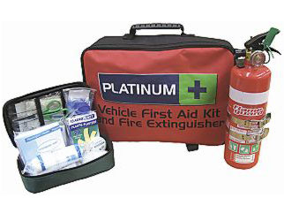Portable First Aid Kits