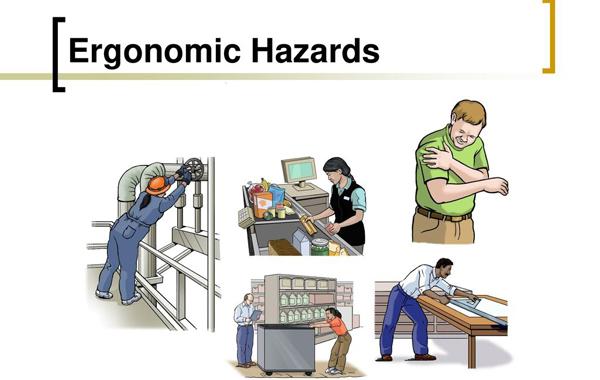 Ergonomic Workplace Hazards