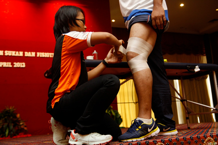 Sports Injuries & Physiotherapy