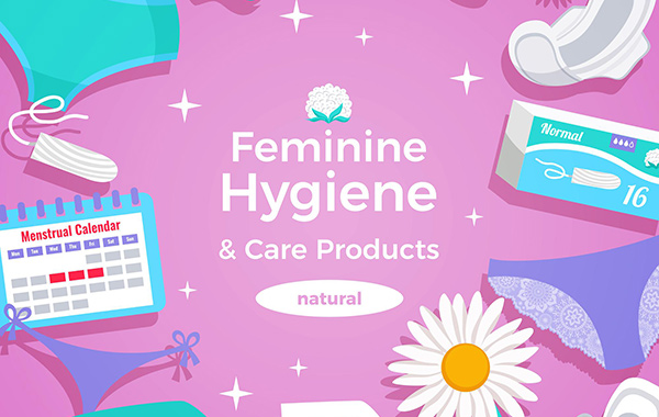 feminine hygiene natural products
